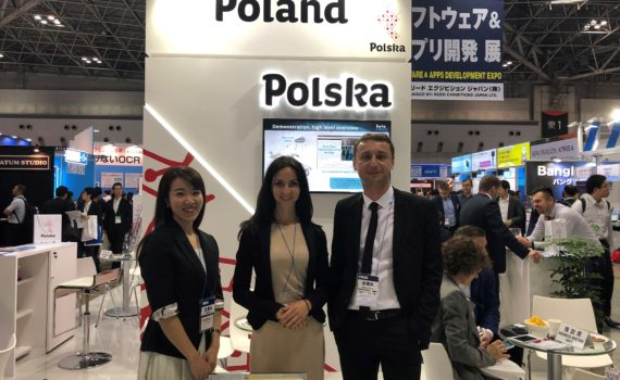 Winged IT and Soflab Technology at Japan IT Week Spring 2018