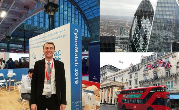 Uczestniczymy w ISE 2018 w Londynie