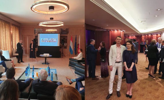 Luxembourg National Day Celebration